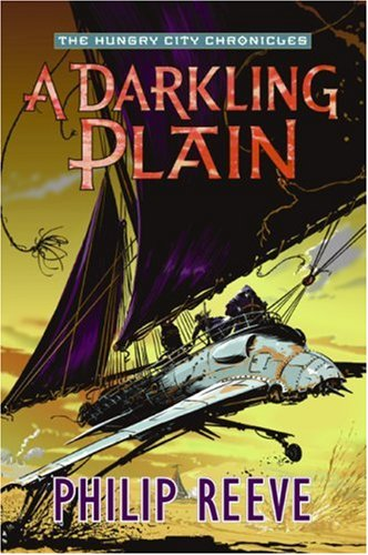 A Darkling Plain (Hungry City Chronicles) cover