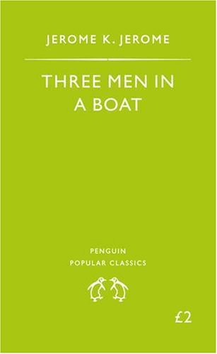 Three Men in a Boat cover