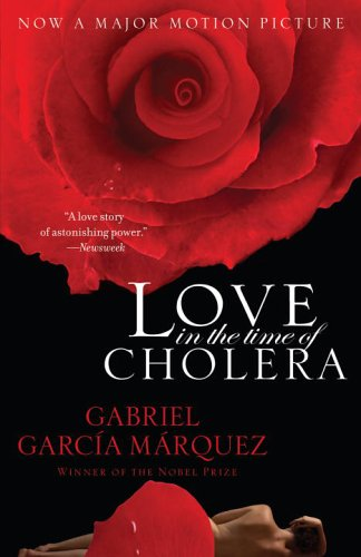 Love in the Time of Cholera Movie Tie-In Edition Vintage International cover