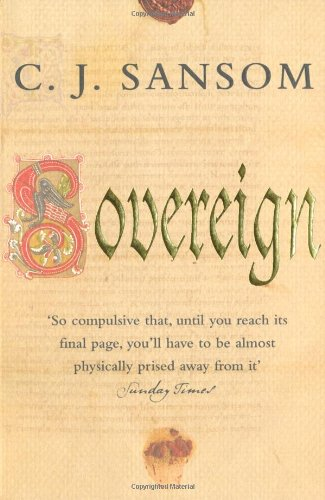Sovereign (Shardlake) cover