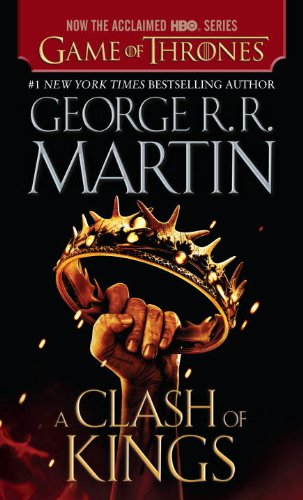 A Clash of Kings HBO Tie-In Edition  cover