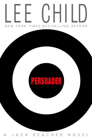 Persuader (Child, Lee) cover