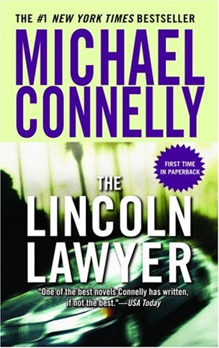 The Lincoln Lawyer cover