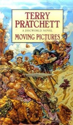 Moving Pictures (A Discworld Novel) cover