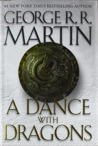 A Dance with Dragons (Song of Ice and Fire) cover