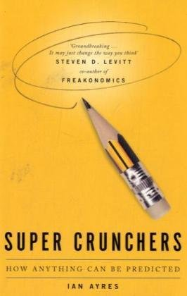 Supercrunchers cover