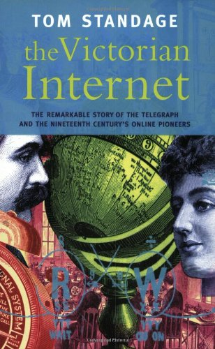 The Victorian Internet cover