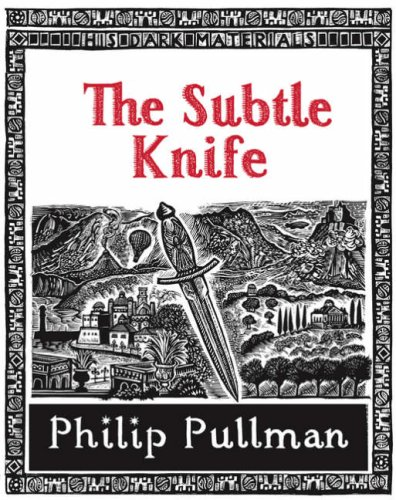 The Subtle Knife (His Dark Materials) cover