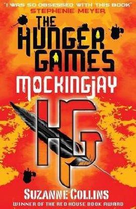 Mockingjay (part III of The Hunger Games Trilogy) cover